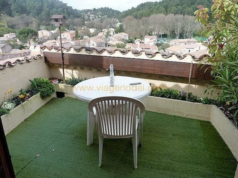 Life annuity house / villa Meyrargues 110000€ - Picture 1