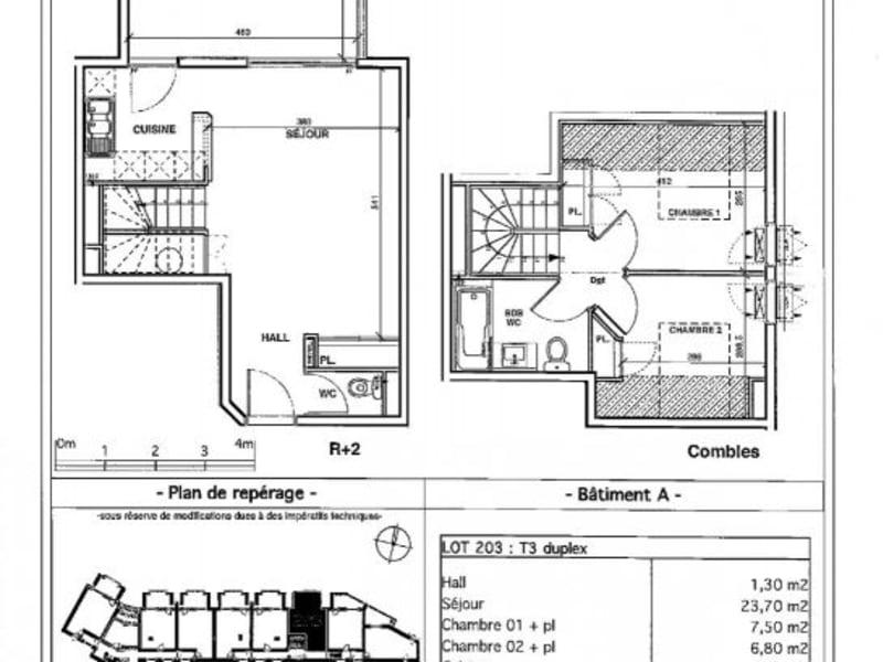 Location appartement Bois de nefles 895€ CC - Photo 10