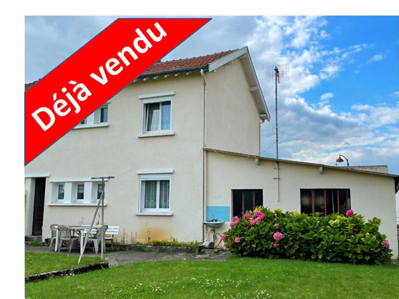 Sale house / villa Villers semeuse 126500€ - Picture 1