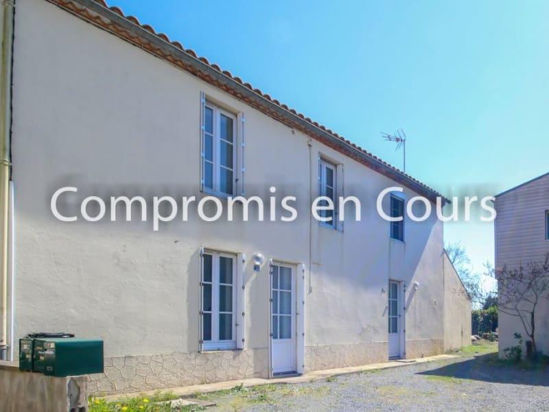 Vente maison / villa La chapelle palluau 169140€ - Photo 1