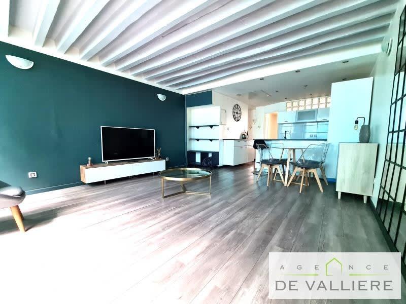Nanterre - 2 pièce(s) - 49 m2 - Rez de chaussée