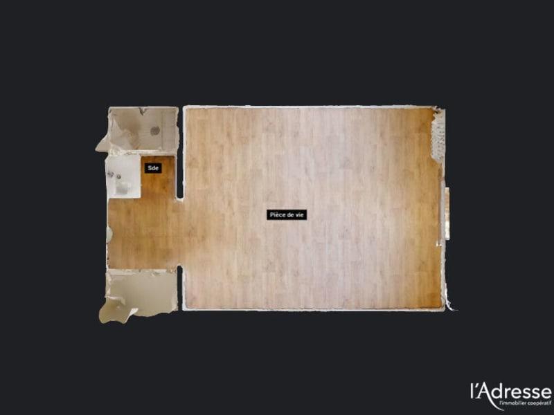 Vermietung wohnung Versailles 453€ CC - Fotografie 6