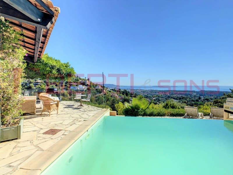 Sale house / villa Mandelieu 1150000€ - Picture 1