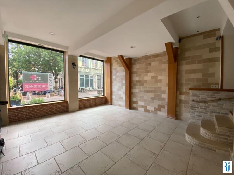 Rental empty room/storage Rouen 1750€ CC - Picture 1