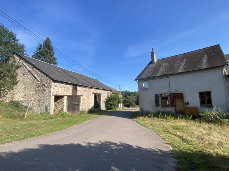 Sale house / villa Alligny en morvan 64000€ - Picture 1