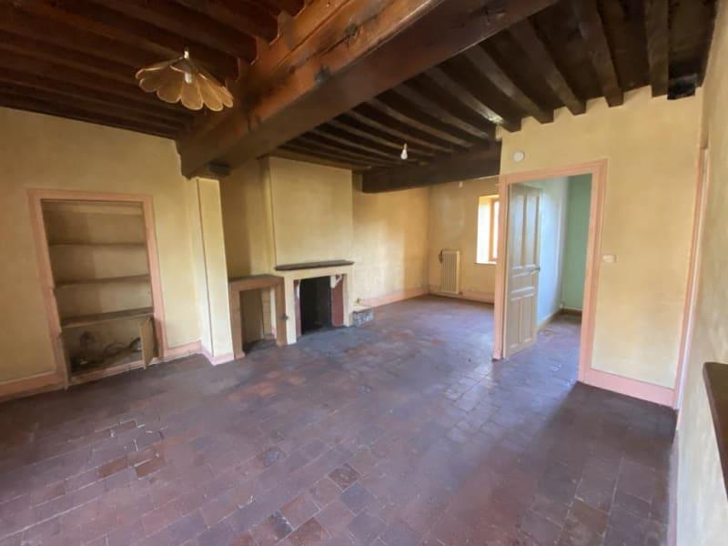 Sale house / villa Alligny en morvan 64000€ - Picture 3