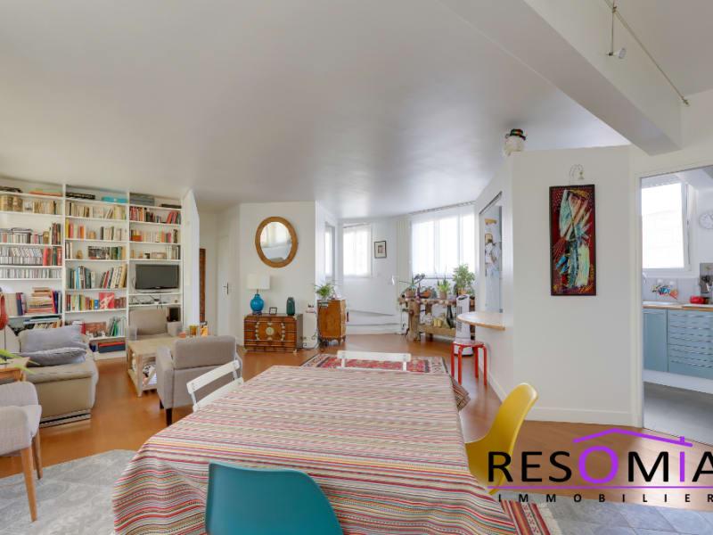 Sale apartment Clamart 849000€ - Picture 2