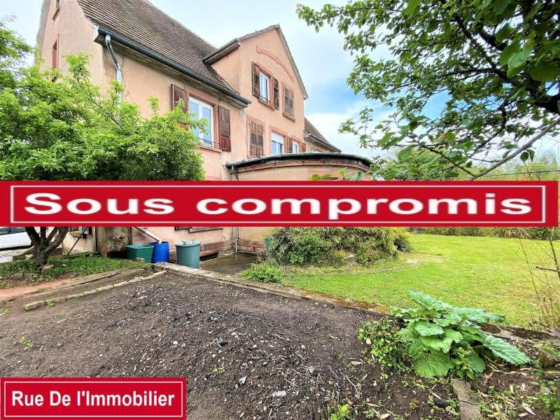 Sale house / villa Ingwiller 255600€ - Picture 2