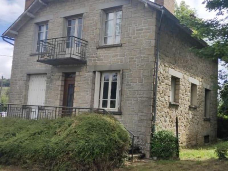 Vente maison / villa Uzerche 97000€ - Photo 1