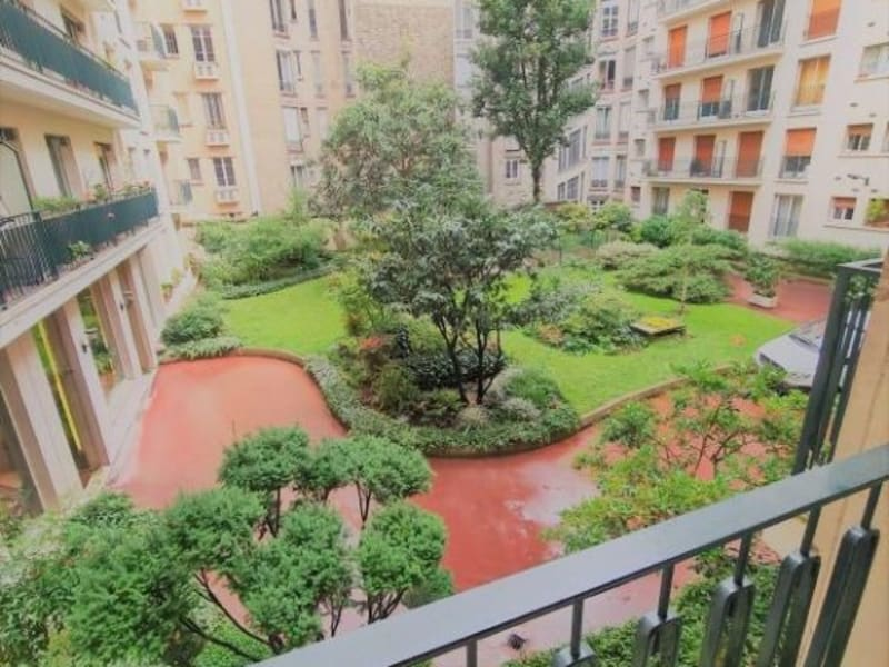 Sale apartment Paris 16ème 291000€ - Picture 1