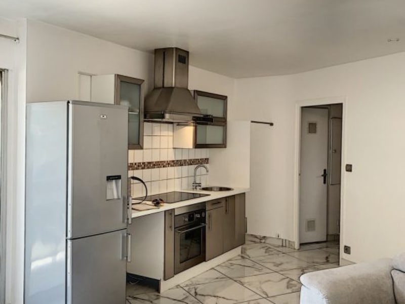 Sale apartment Grenoble 138000€ - Picture 1