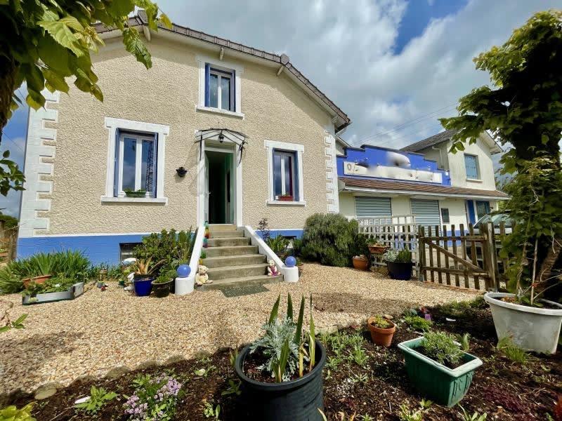 Vente maison / villa Chateauneuf la foret 230000€ - Photo 1