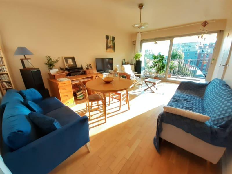 Vente appartement Paris 20ème 710000€ - Photo 1