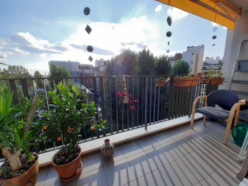 Vente appartement Paris 20ème 710000€ - Photo 2