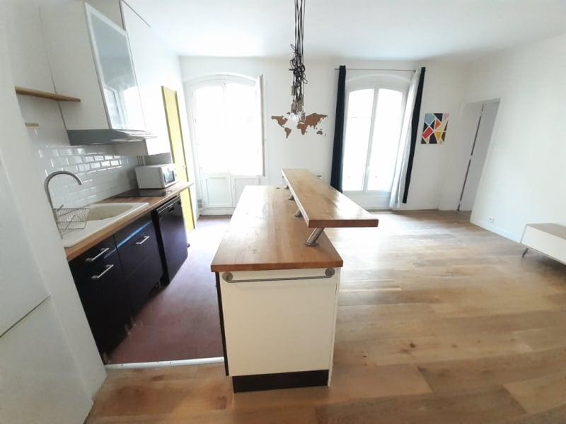 Sale apartment Paris 18ème 380000€ - Picture 2