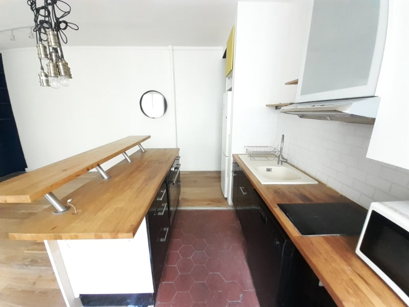 Sale apartment Paris 18ème 380000€ - Picture 3