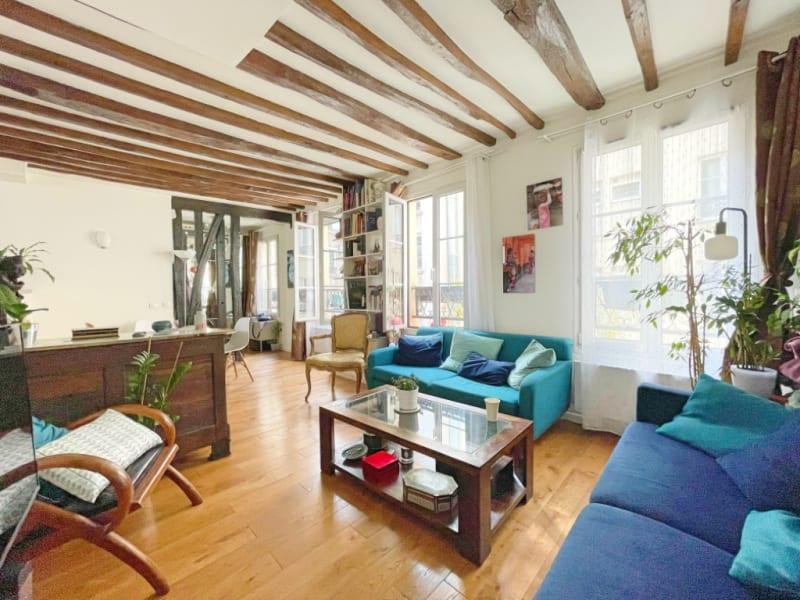 Vente appartement Paris 10ème 610000€ - Photo 1