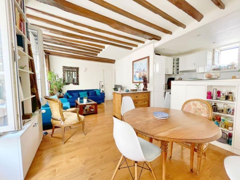 Vente appartement Paris 10ème 610000€ - Photo 3