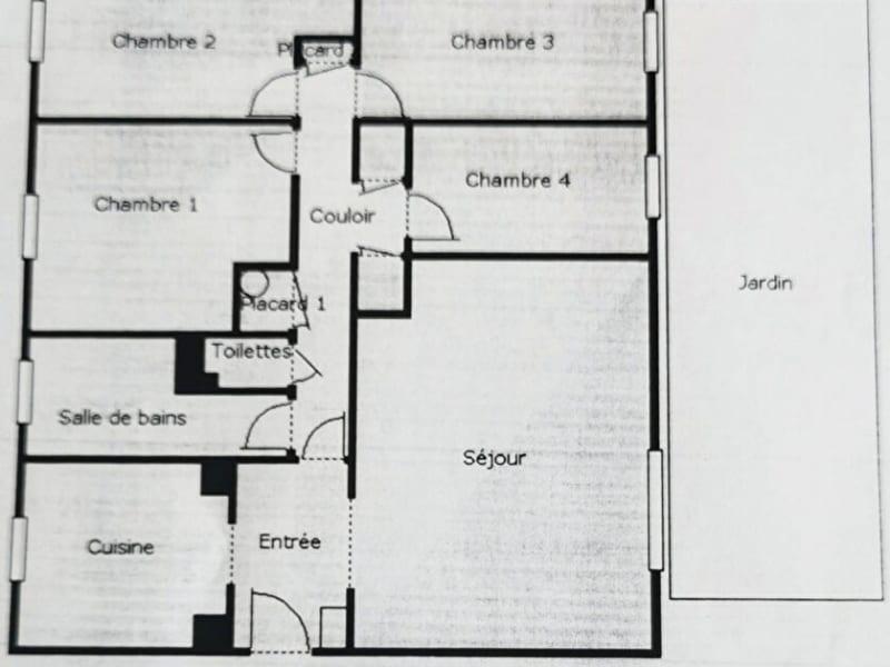 Sale apartment Clamart 449000€ - Picture 10