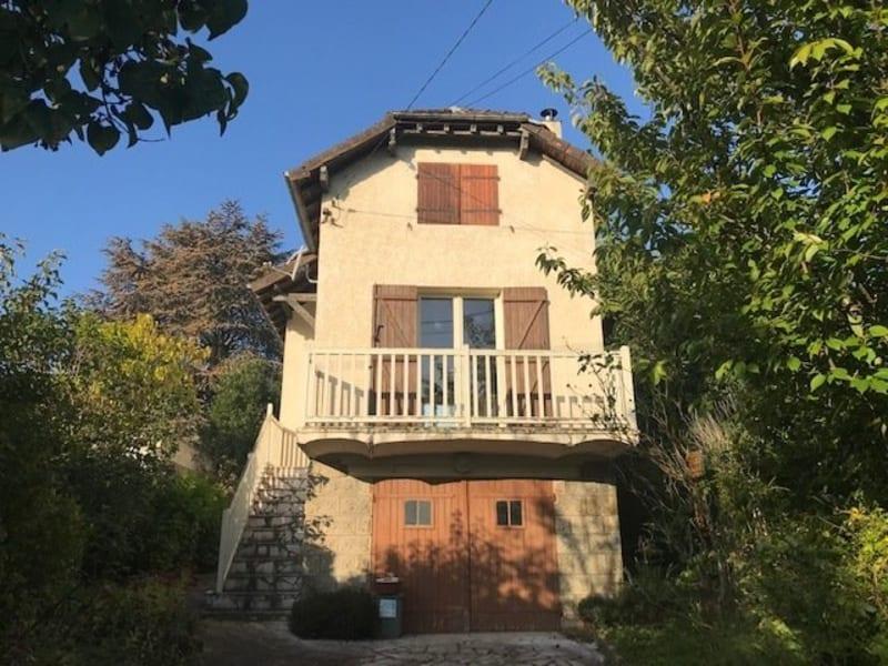 Sale house / villa Villennes sur seine 350000€ - Picture 1
