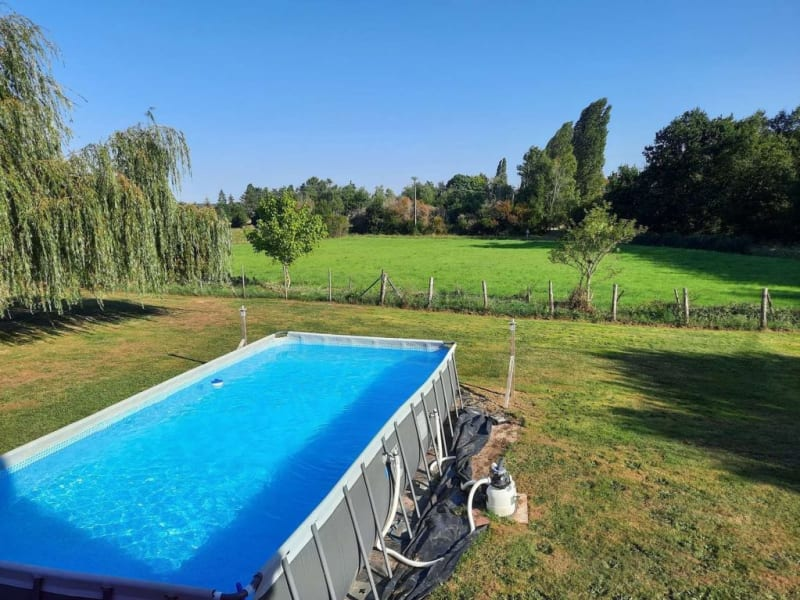 Sale house / villa Bouzy la foret 179000€ - Picture 7