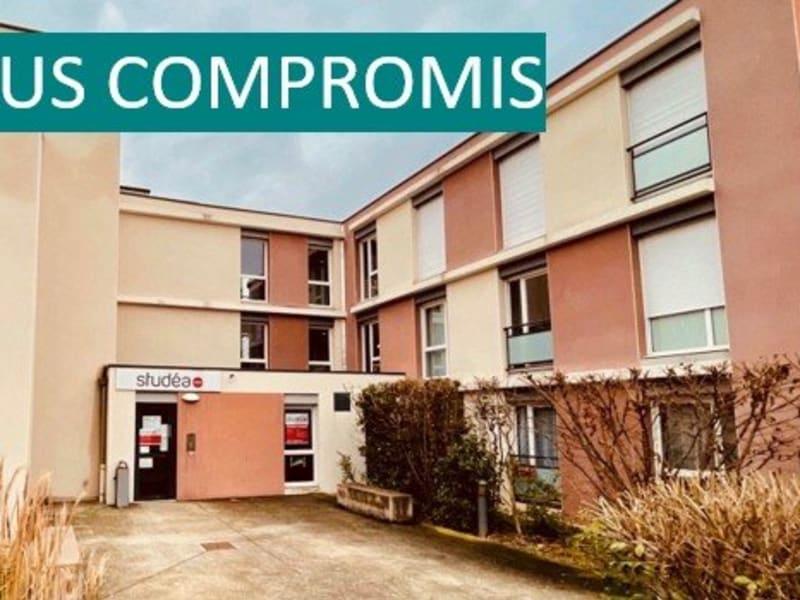 Sale apartment Bron 69500€ - Picture 2