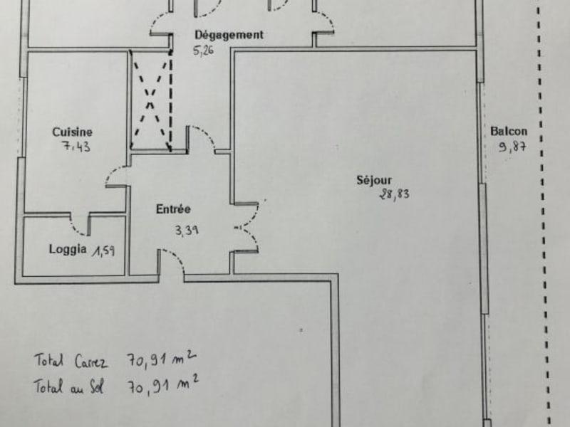 Sale apartment Rillieux-la-pape 155000€ - Picture 7