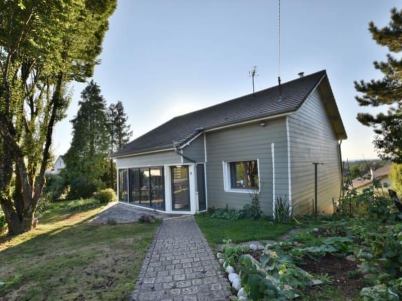 Vente maison / villa Serre les sapins 233000€ - Photo 1