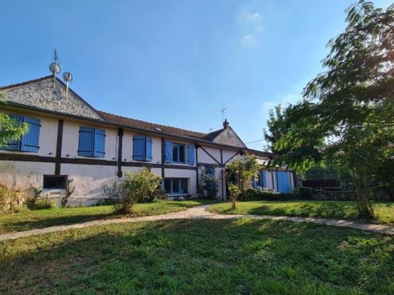 Sale house / villa Nezel 375000€ - Picture 1