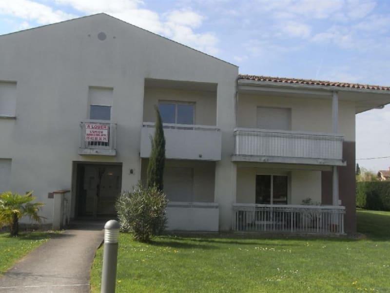 Location appartement Castelginest 510€ CC - Photo 1