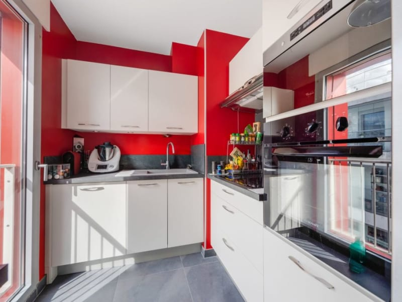 Vente de prestige appartement Paris 17ème 785000€ - Photo 4