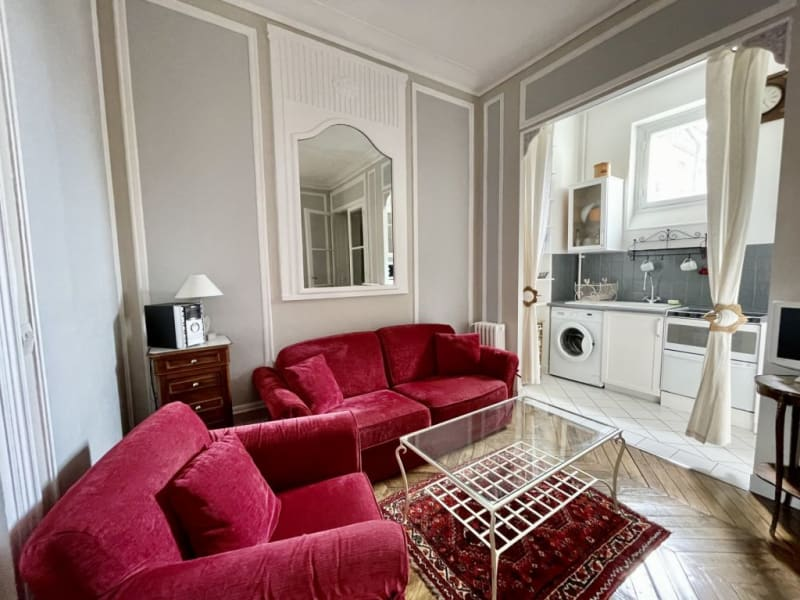 Sale apartment Paris 17ème 518000€ - Picture 2
