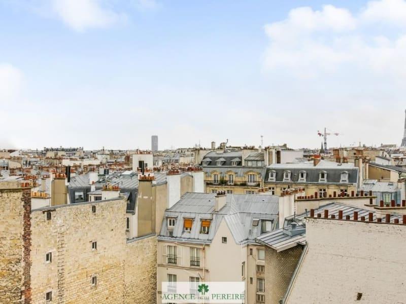 Vente appartement Paris 17ème 791000€ - Photo 3