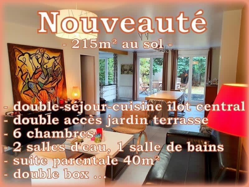 Vente appartement Gagny 495000€ - Photo 1