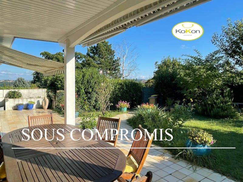 Sale house / villa Vernaison 630000€ - Picture 1
