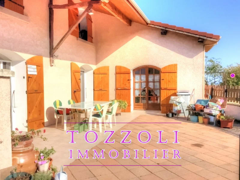 Vente maison / villa Four 375000€ - Photo 2