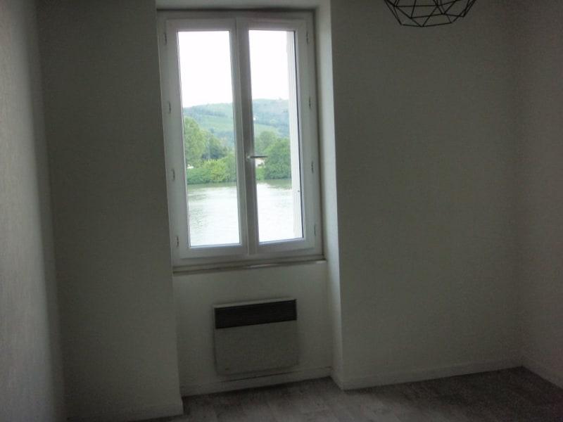 Rental apartment St vallier 510€ CC - Picture 2