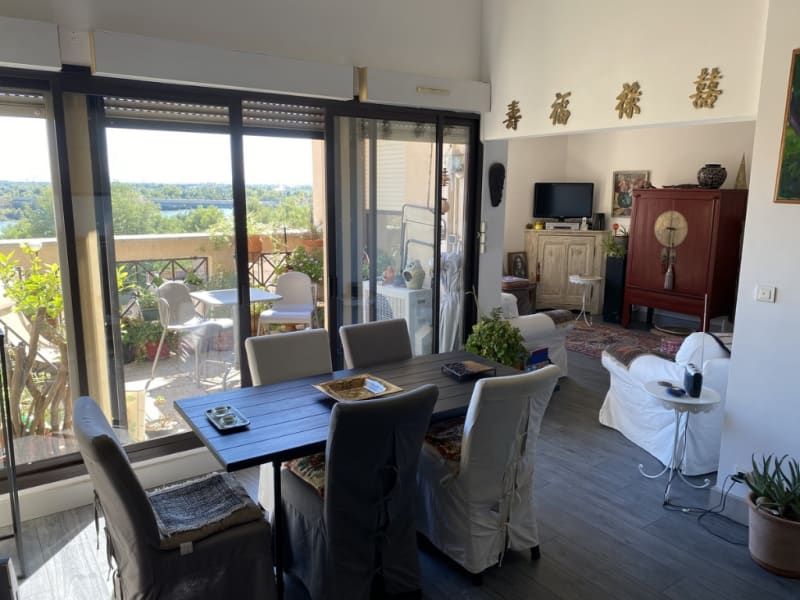 Vente appartement Les angles 306500€ - Photo 1