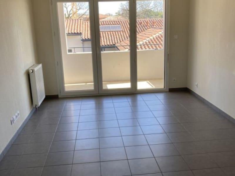 Rental apartment La salvetat-saint-gilles 523€ CC - Picture 1