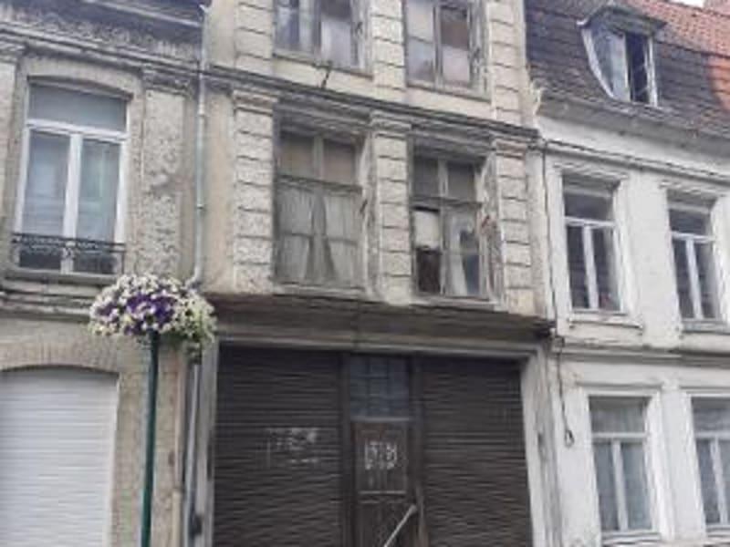 Vente immeuble Aire sur la lys 62000€ - Photo 1