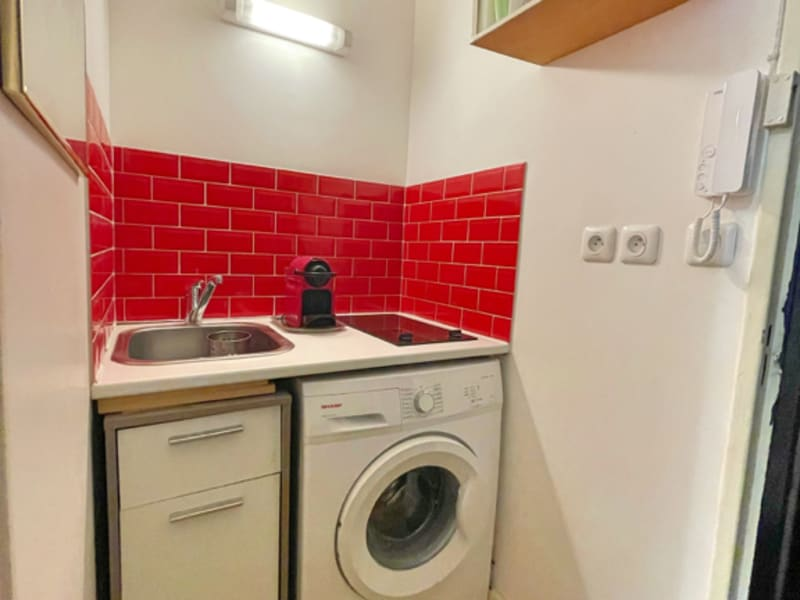 Sale apartment Paris 16ème 137000€ - Picture 4