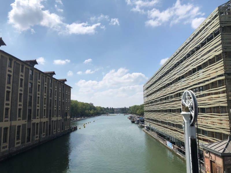 Vente appartement Paris 19ème 584000€ - Photo 1