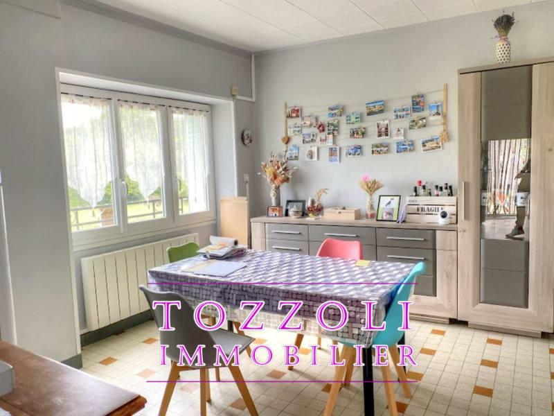 Sale house / villa Veyssilieu 252500€ - Picture 2