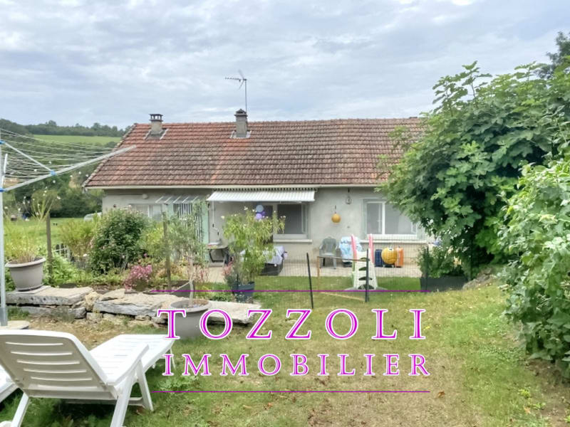 Sale house / villa Veyssilieu 252500€ - Picture 9