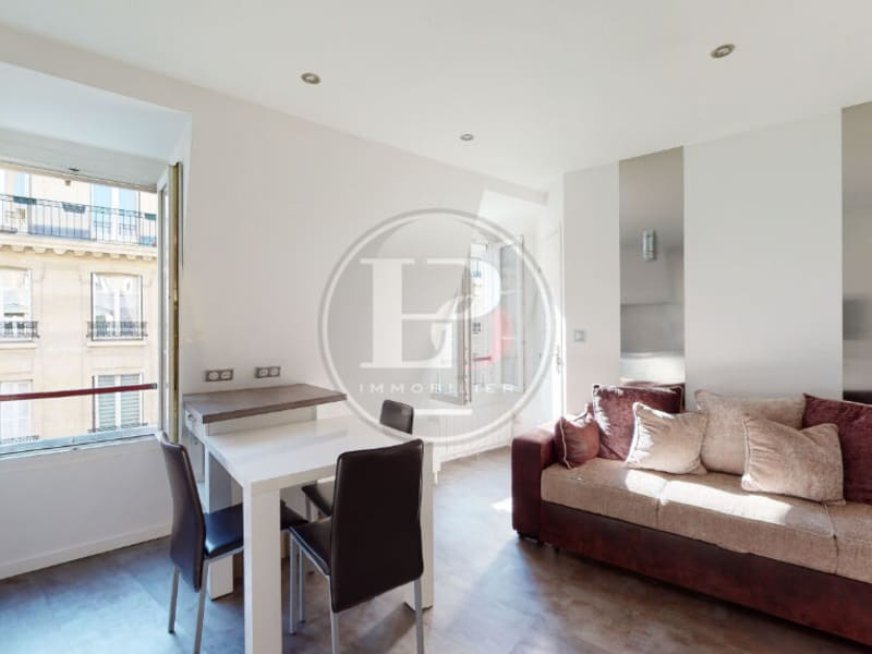Rental apartment Neuilly sur seine 1390€ CC - Picture 1