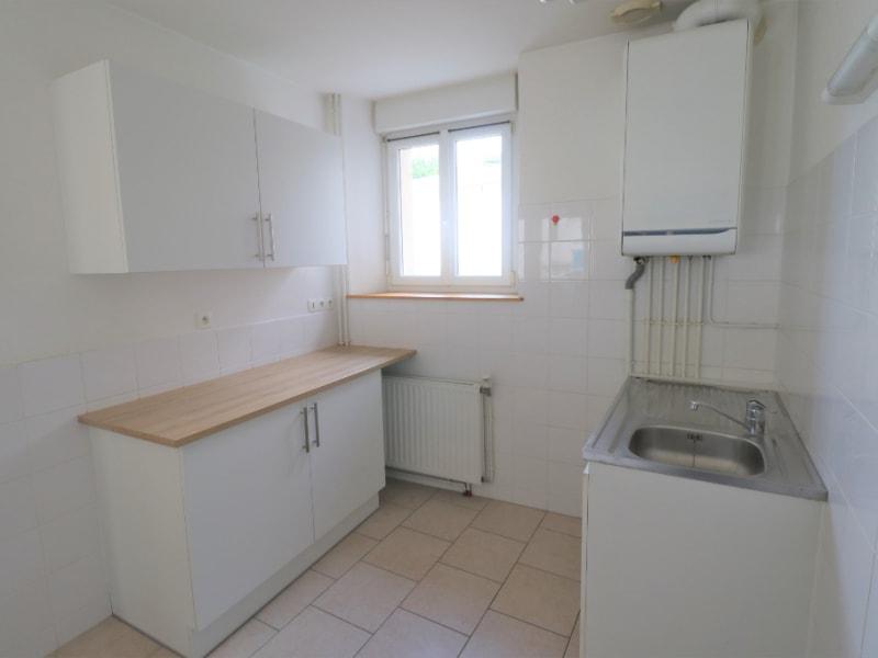 Rental apartment Courville sur eure 570€ CC - Picture 1