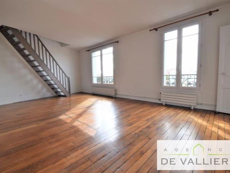 Nanterre - 4 pièce(s) - 90 m2 - 4ème étage