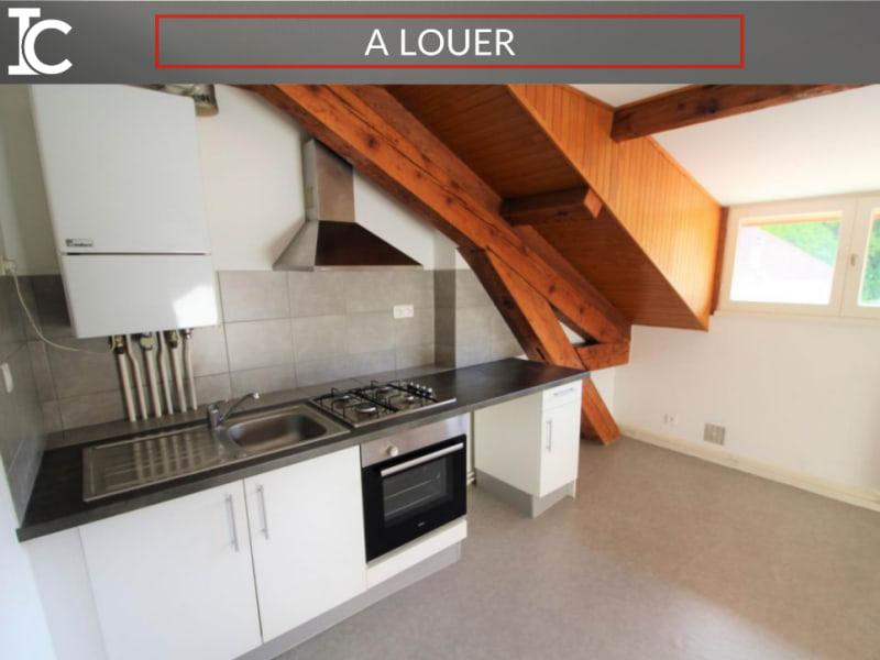 Rental apartment Voiron 447€ CC - Picture 1