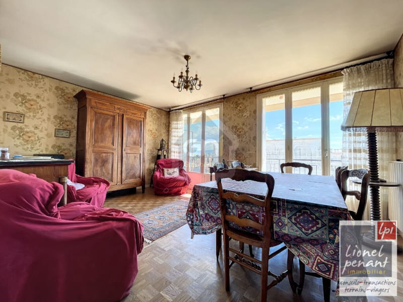 Sale apartment Carpentras 122000€ - Picture 2