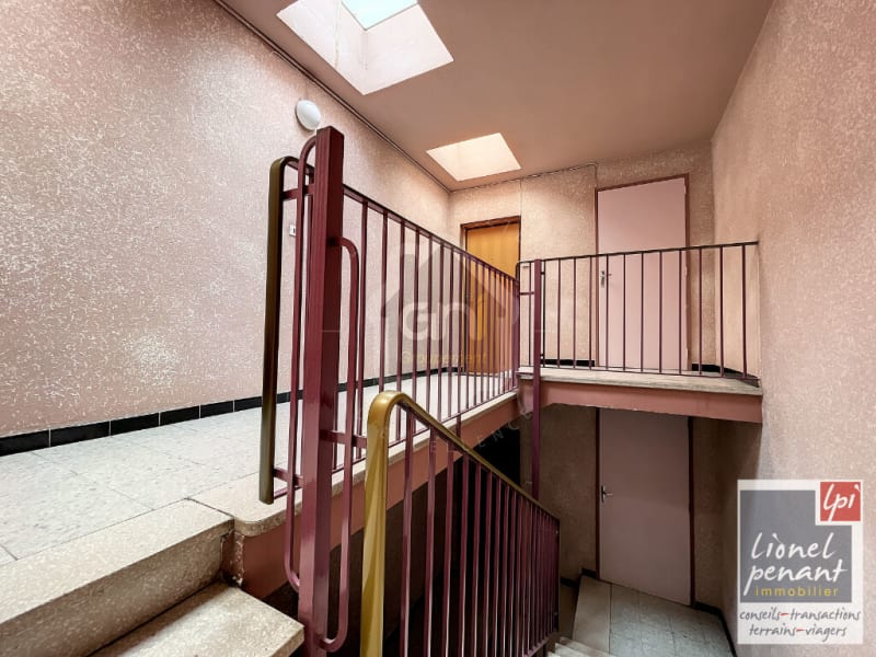 Sale apartment Carpentras 122000€ - Picture 12
